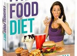 favorite food diet book